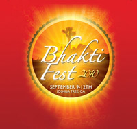 New World Kirtan Broadcasting at Bhakti Fest
