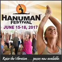 Hanuman Festival