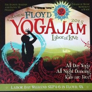Floyd Yoga Jam VA Yoga Festival