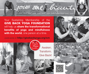 Give Back Yoga