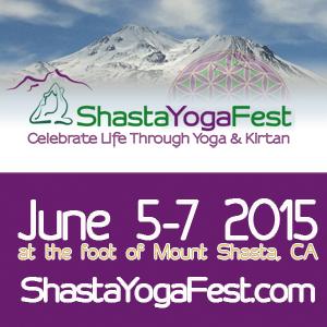Shasta Yoga Fest